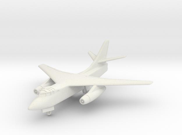 Douglas B-66 Destroyer 1/144 (Landing gear) in White Natural Versatile Plastic