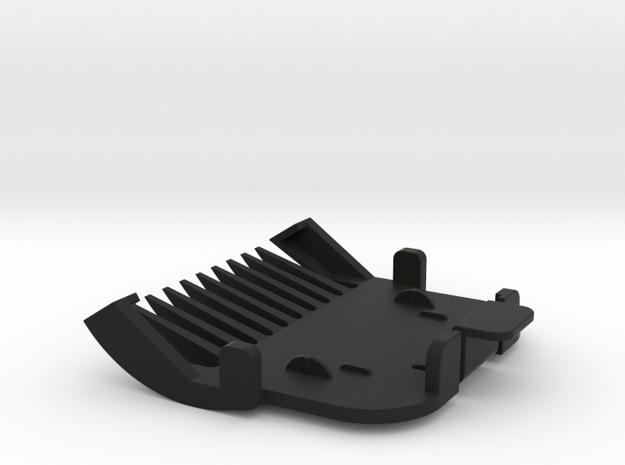 Remington 0.5 Hair Clipper Comb in Black Natural Versatile Plastic