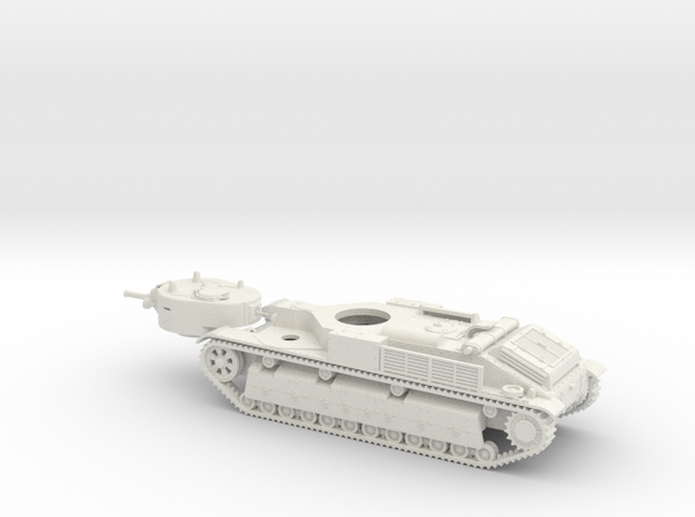 1/72nd scale T-28 soviet medium tank