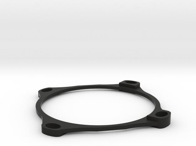 64310-MG9-870  SpeakerSpacer GoldWing GL1200 in Black Natural Versatile Plastic