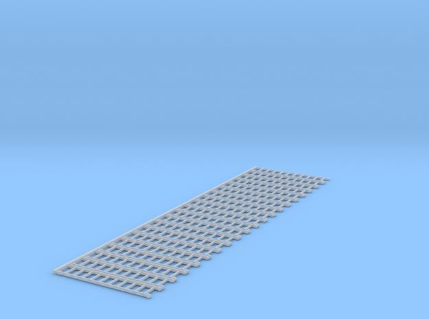 1/87 Z/U/Leiter/002 in Smoothest Fine Detail Plastic