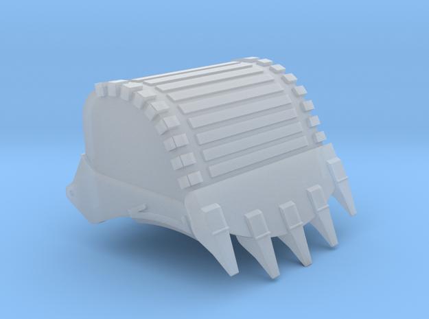 Felslöffel 4 m³ für Liebherr 970SME und Herpa 954C in Smooth Fine Detail Plastic