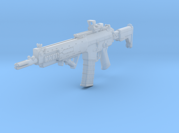 1/16th K5C with sight and angled grip in Smooth Fine Detail Plastic