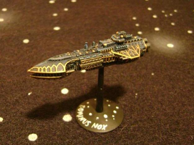 BFG Heresy Marine Cruiser (2.8 in)