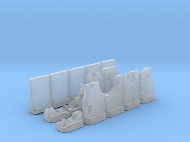 Jersey Walls Sprue in Smooth Fine Detail Plastic