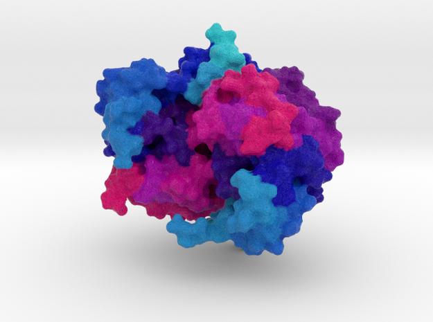 Nucletotide Transferase in Full Color Sandstone