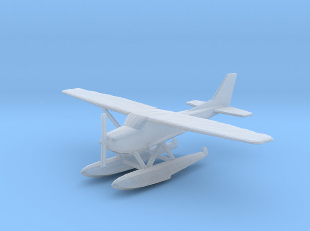 Cessna 172 Floatplane (1:200 and 1:400 Scales)