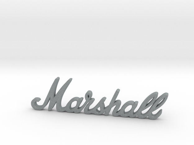 Stern Pinball Speaker Panel Marshall Logo