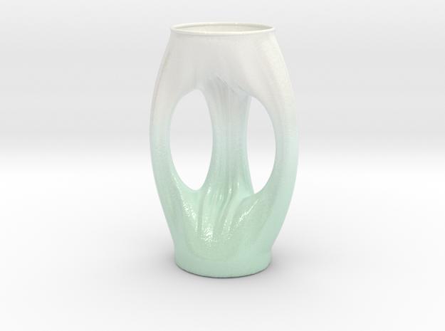 Vase 1311ND in Glossy Full Color Sandstone