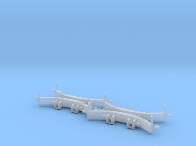 1/87 H0 TractorBumper (4er Set)