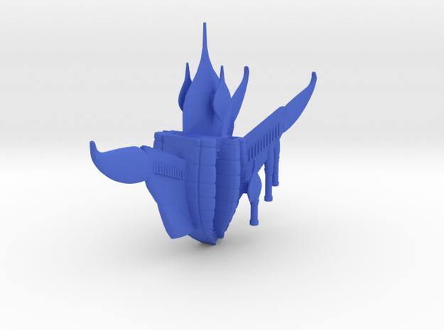 MF Sharlin Warcruiser Full Thrust Scale in Blue Processed Versatile Plastic