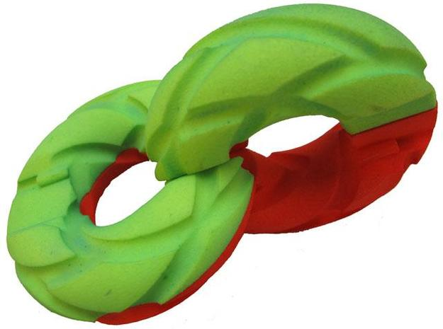 Snake Ball 3d printed Sliding apart