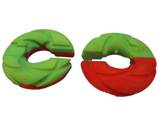 Snake Ball 3d printed Solved!