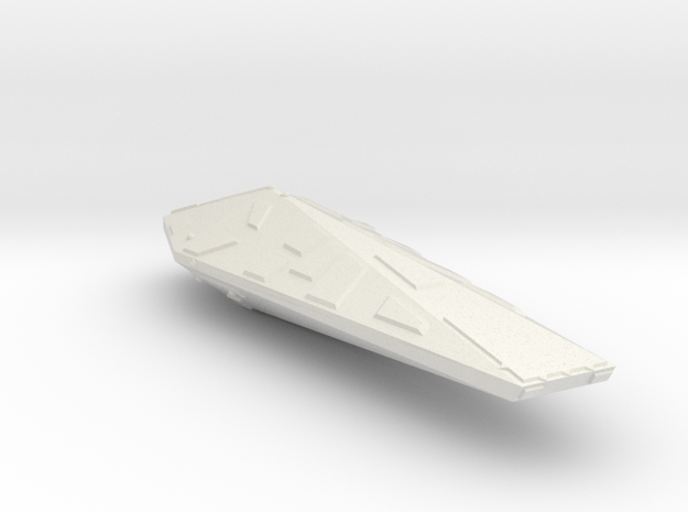 3125 Scale Hydran Uhlan Patrol Carrier CVN in White Strong & Flexible