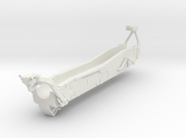 1:72 - SA 5 Gammon Rocket & Launcher [Part 3 of 4] in White Natural Versatile Plastic