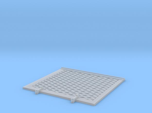 Diema_DL6_Seitentür, 1:13,3 in Smooth Fine Detail Plastic