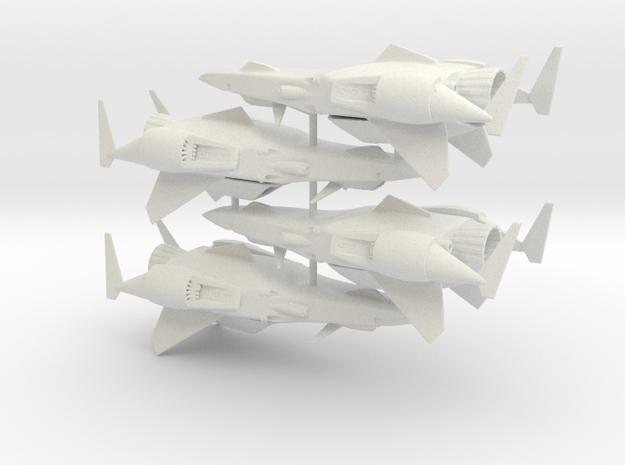 QF-3000E 4p WSF in White Natural Versatile Plastic