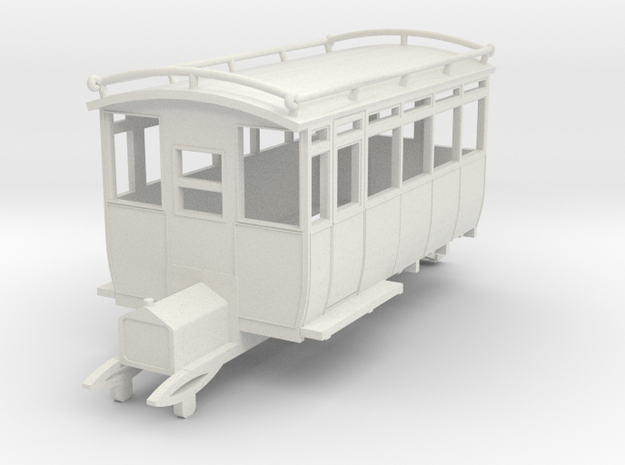 0-100-wolseley-siddeley-railcar-1 in White Natural Versatile Plastic