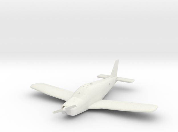 Piper PA-28R-201 Arrow II in White Strong & Flexible