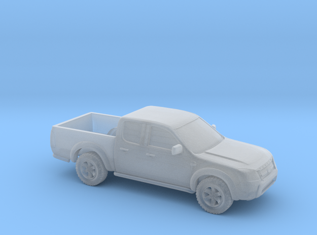 1/160 2009-12 Ford Ranger Crew Cab in Smooth Fine Detail Plastic