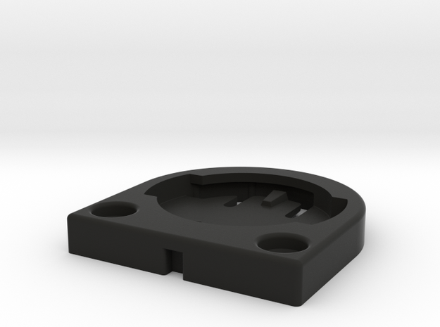 Wahoo 3T Integra Stem Insert in Black Natural Versatile Plastic: Small