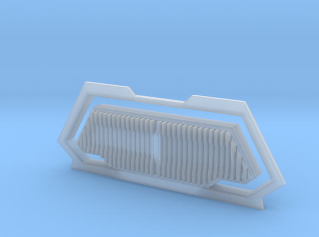 Javelin Impulse grill in Smooth Fine Detail Plastic