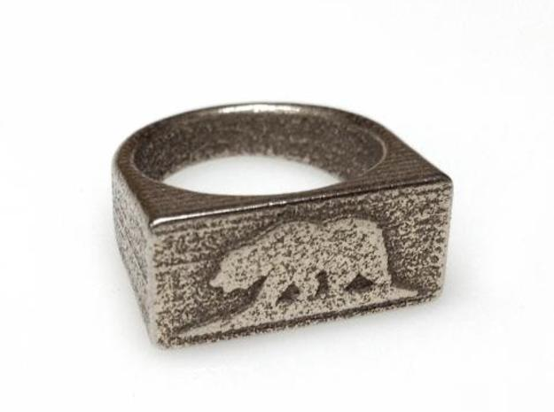 CA ring 3d printed