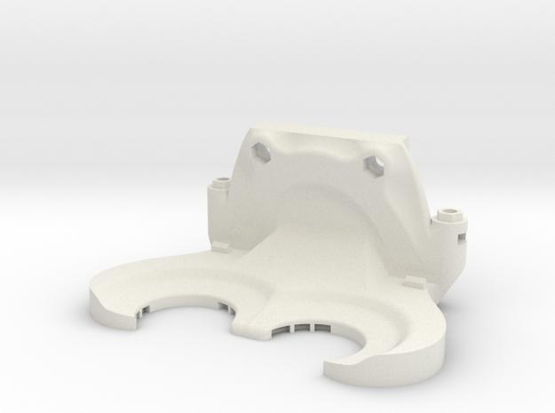 ActiveDuctV2.0 in White Natural Versatile Plastic