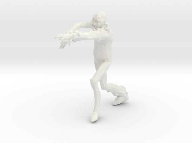 Skinny Poxy Walker in White Natural Versatile Plastic