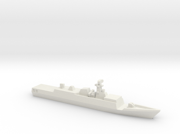 BNS Shadhinota, 1/1800 in White Natural Versatile Plastic