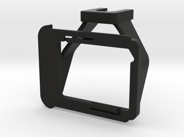 Vlogging Box LW GoPro Support in Black Natural Versatile Plastic