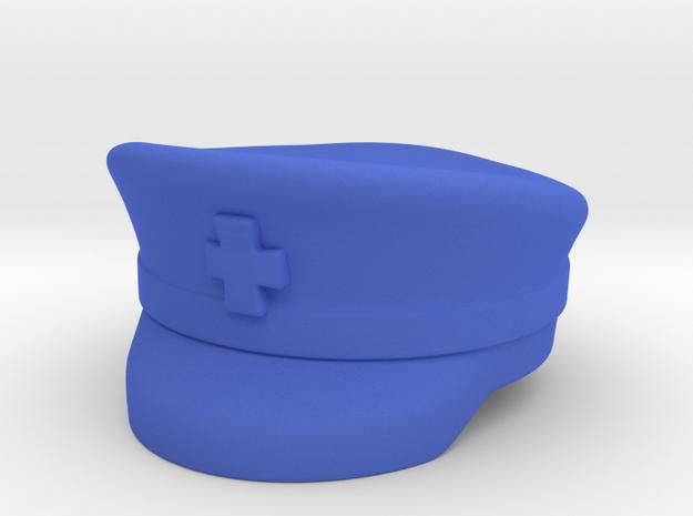 Prussian Schirmmütze in Blue Processed Versatile Plastic