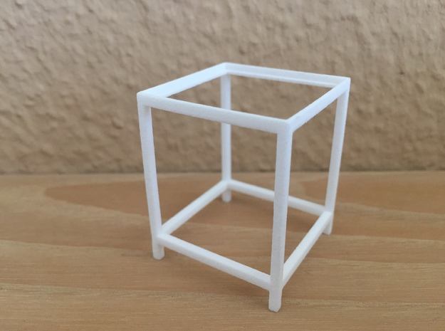 1:12 Table occasional square