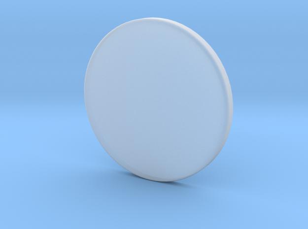 Round 5mm Light Bucket Lense in Smooth Fine Detail Plastic: 1:10