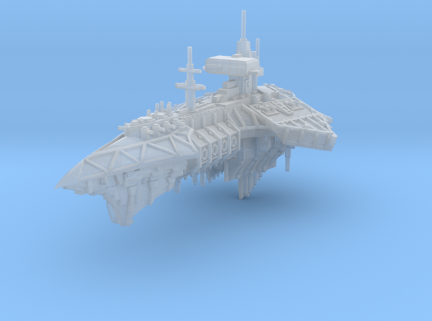 Diabolist Light Cruiser in Smooth Fine Detail Plastic