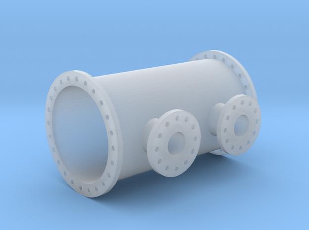 Rohrleitung 1000mm x 2000mm - TT 1:120 in Smooth Fine Detail Plastic
