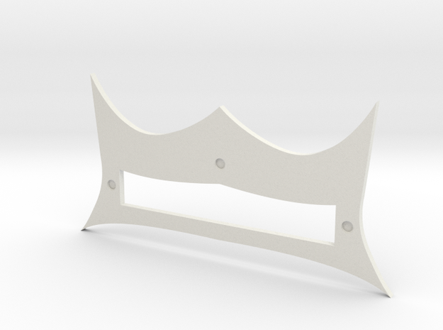 TOP BLADE in White Natural Versatile Plastic