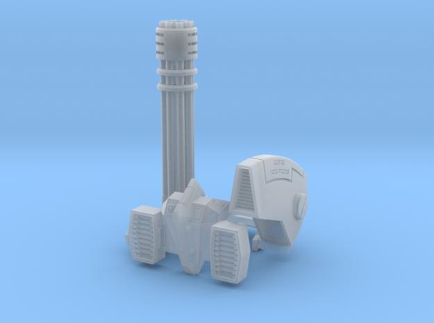 Tsunami Mech Upgrade Kit 2.2 in Smooth Fine Detail Plastic