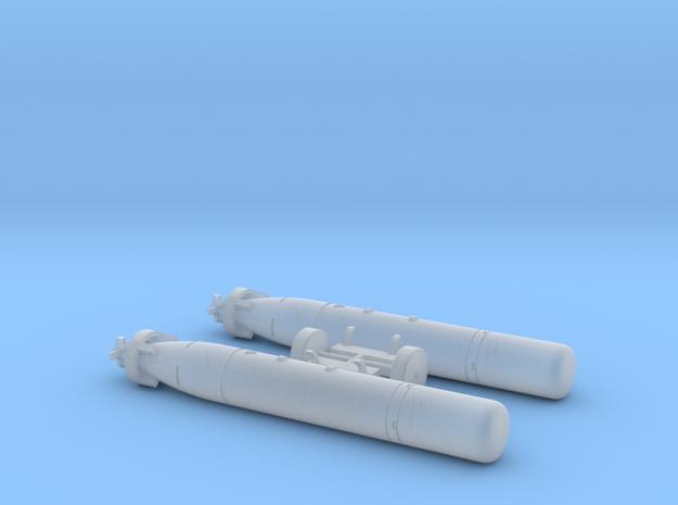 Mark 44 Torpedo with Wasp Pylons
