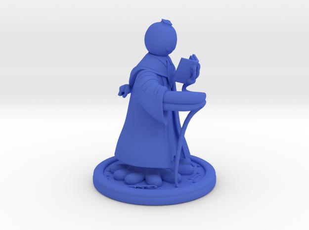Koro Sensei in Blue Processed Versatile Plastic
