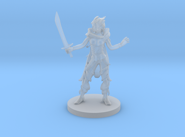 Dryad Ranger in Smooth Fine Detail Plastic