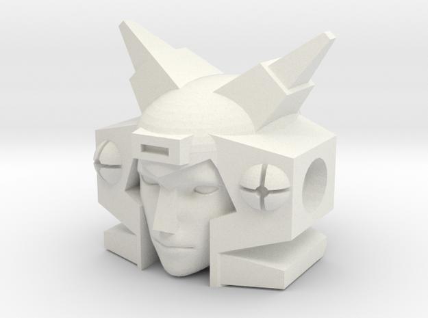 Elita One for TW Leia in White Natural Versatile Plastic