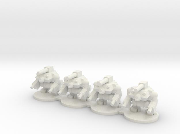 Hobgoblin War Robots (50% larger version)
