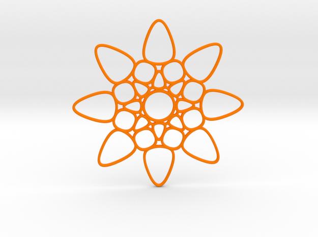 4d2 in Orange Processed Versatile Plastic