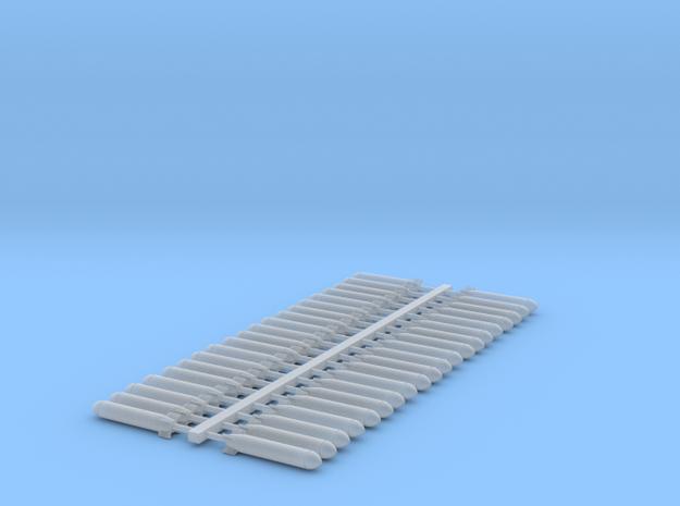 1:350 Scale CBU-100 Mk 20 Rockeye in Smoothest Fine Detail Plastic