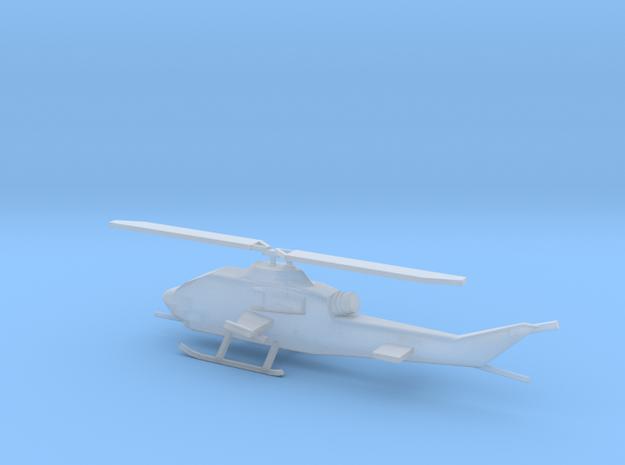 1/300 Scale AH-1J Cobra in Smooth Fine Detail Plastic