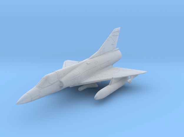 020P Mirage IIIEA 1/200 In Flight