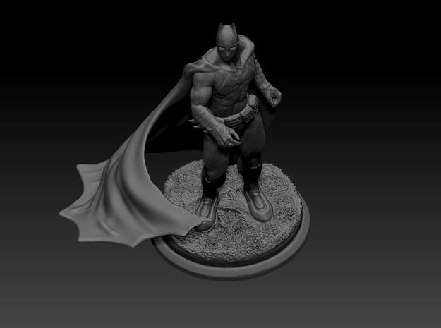Batman 3d printed Click to editWhite & strong model printedWhite & strong model printedWhite & strong model printed