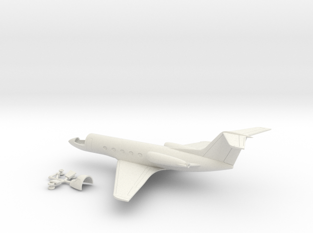 046B Grumman Gulfstream II 1/200