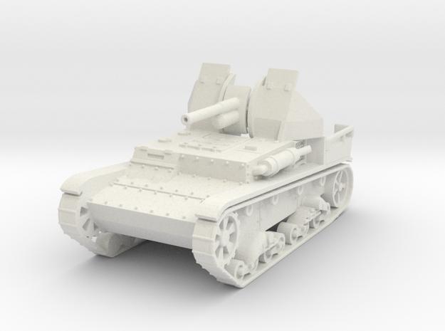 SU-5-1 1:72 in White Natural Versatile Plastic